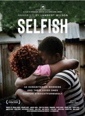 Selfish movie poster