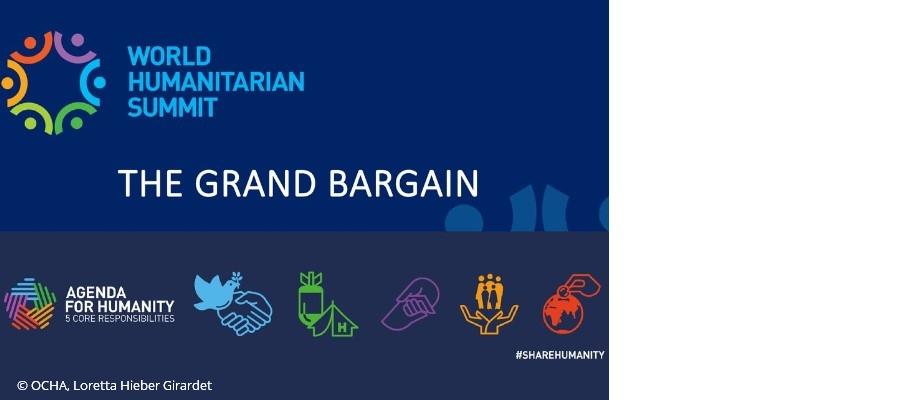 Grand Bargain Conference